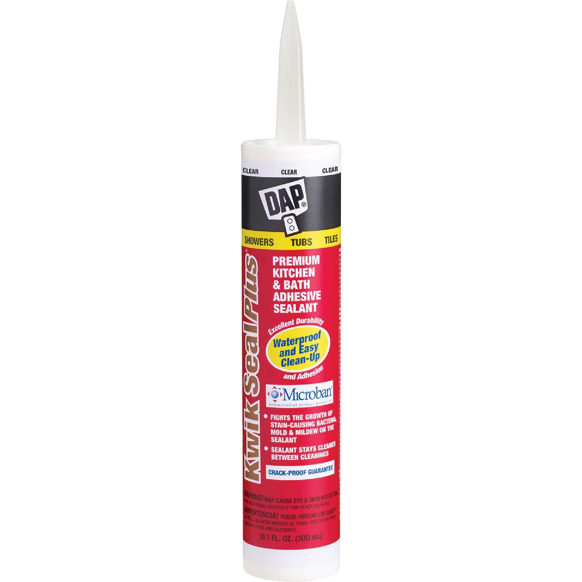 CLR KWIK-SEAL PLUS CAULK - 18516 by Dap Inc