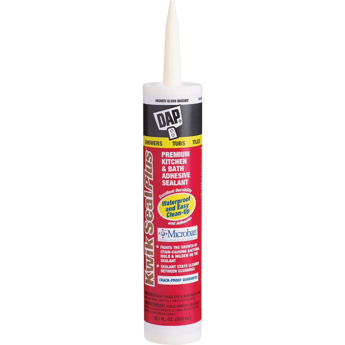 BISQ KWK-SEAL PLUS CAULK - 18519 by Dap Inc