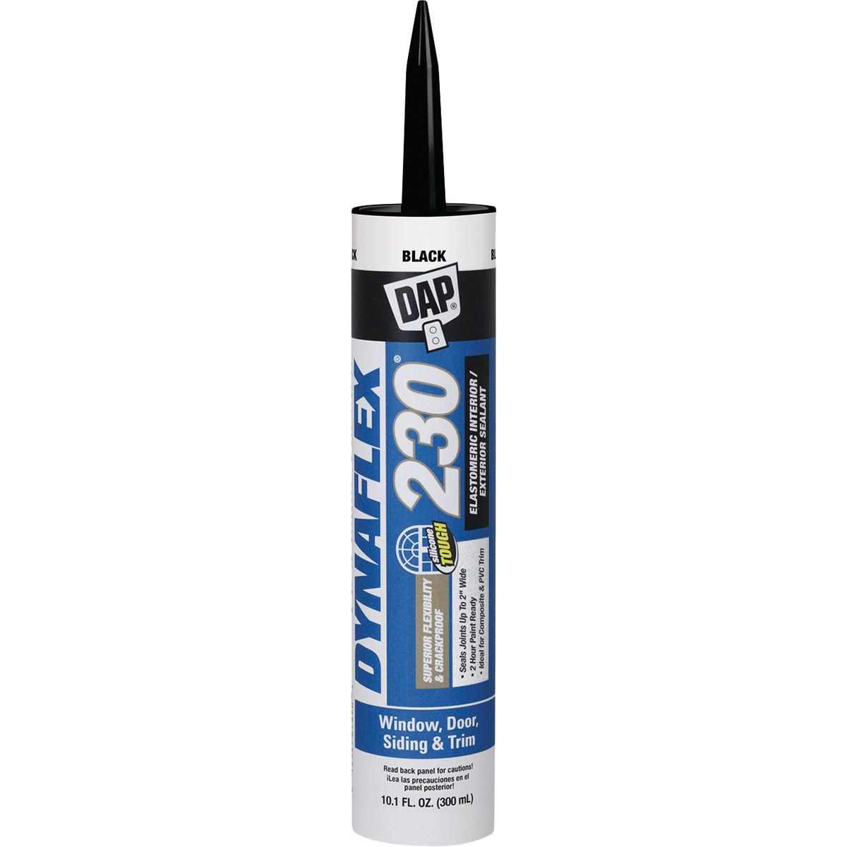BLK DYNAFLEX LTX SEALANT - 18280 by Dap Inc