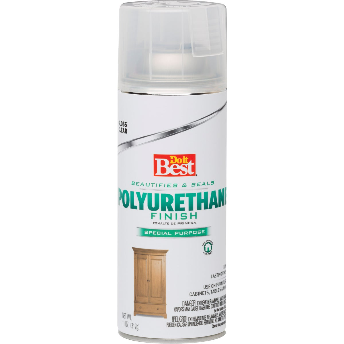 GLS SPRAY POLYURETHANE