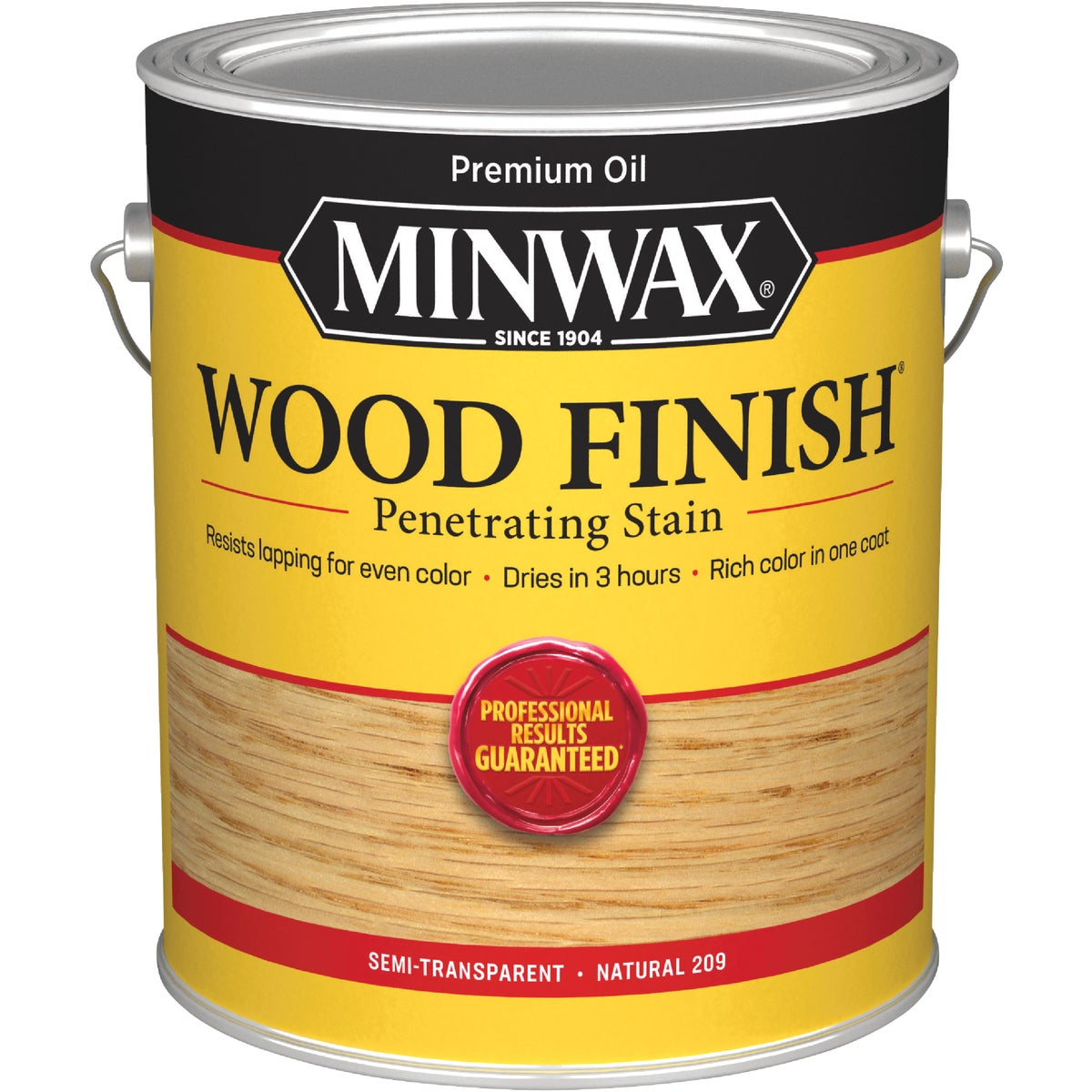 VOC NATURAL WOOD STAIN - 710700000 by Minwax Company