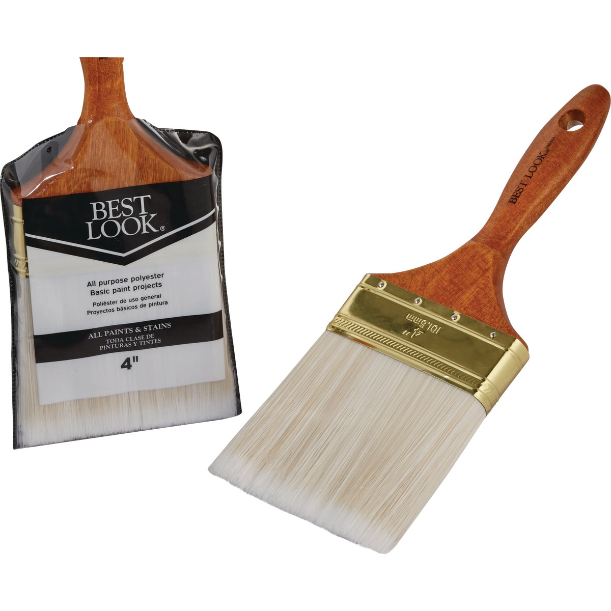 "4"" GEN-PURP WALL BRUSH - 780444 by Do it Best"