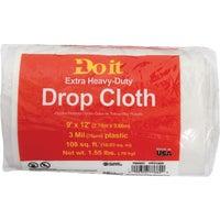 Do it Plastic Drop Cloth, P311RDI