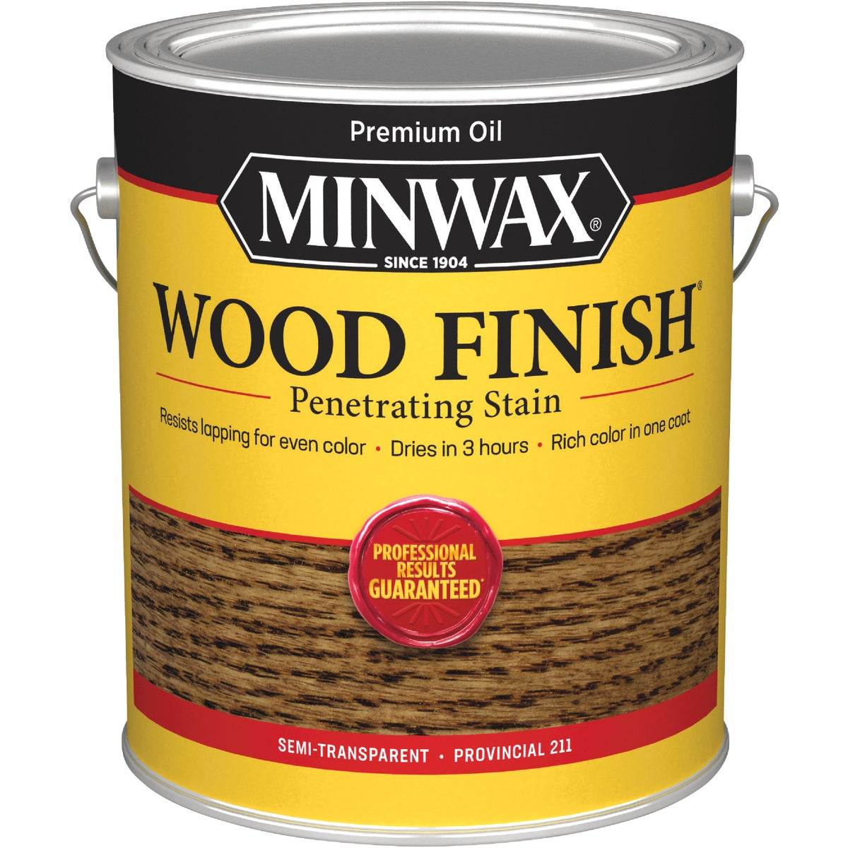 VOC PROVNCIAL WOOD STAIN - 710720000 by Minwax Company