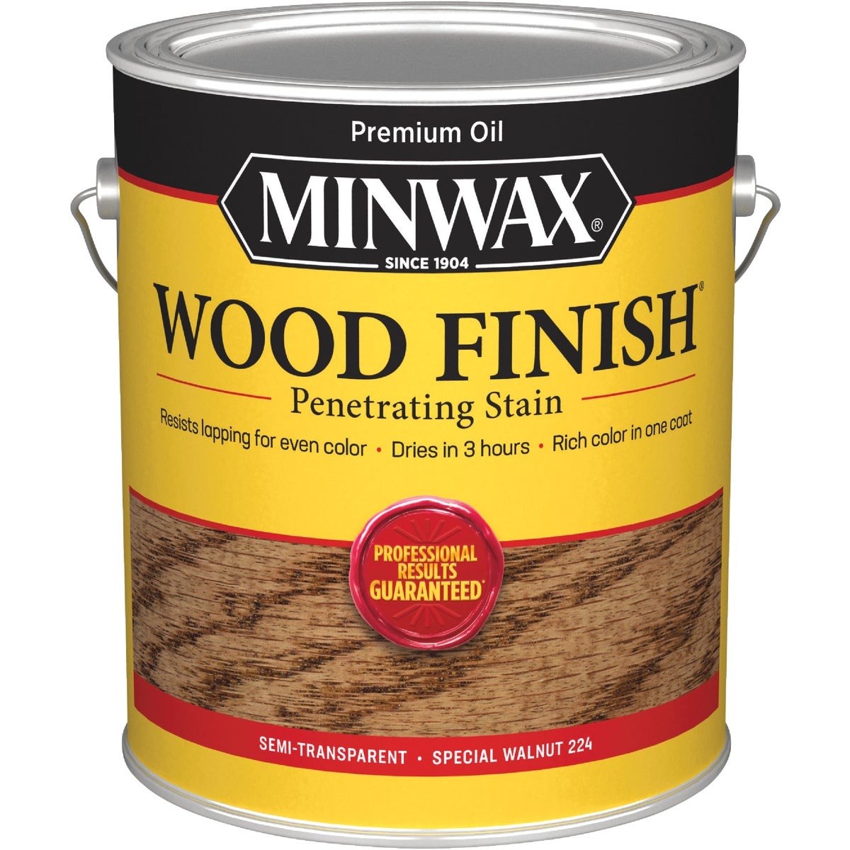 VOC SP WALNUT WOOD STAIN - 710760000 by Minwax Company