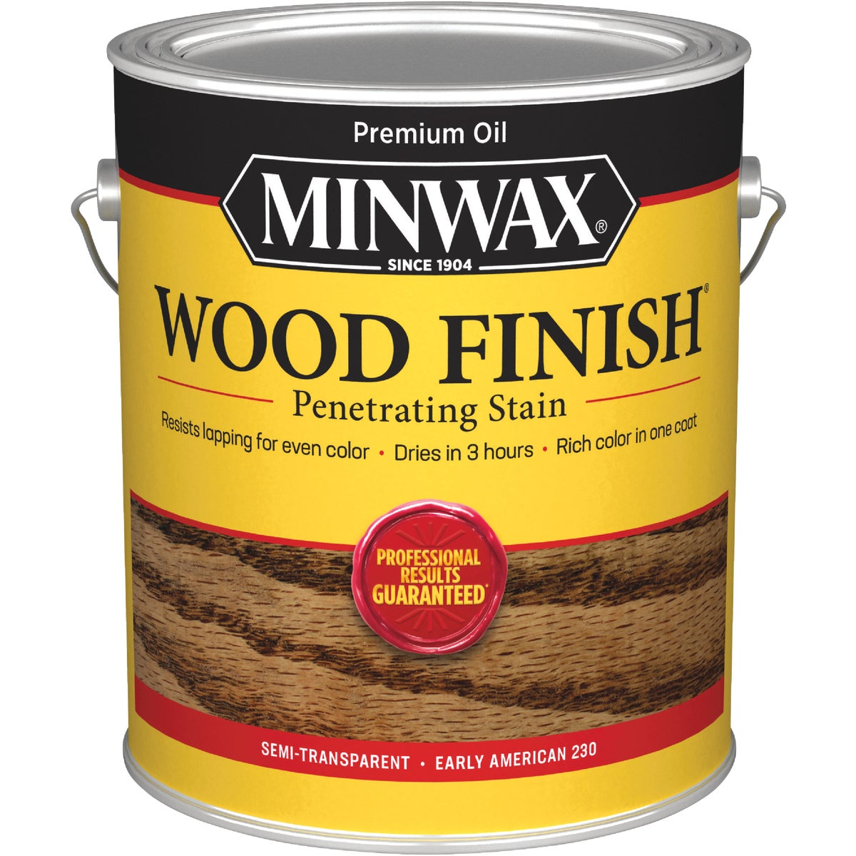 VOC ERLY AMER WOOD STAIN