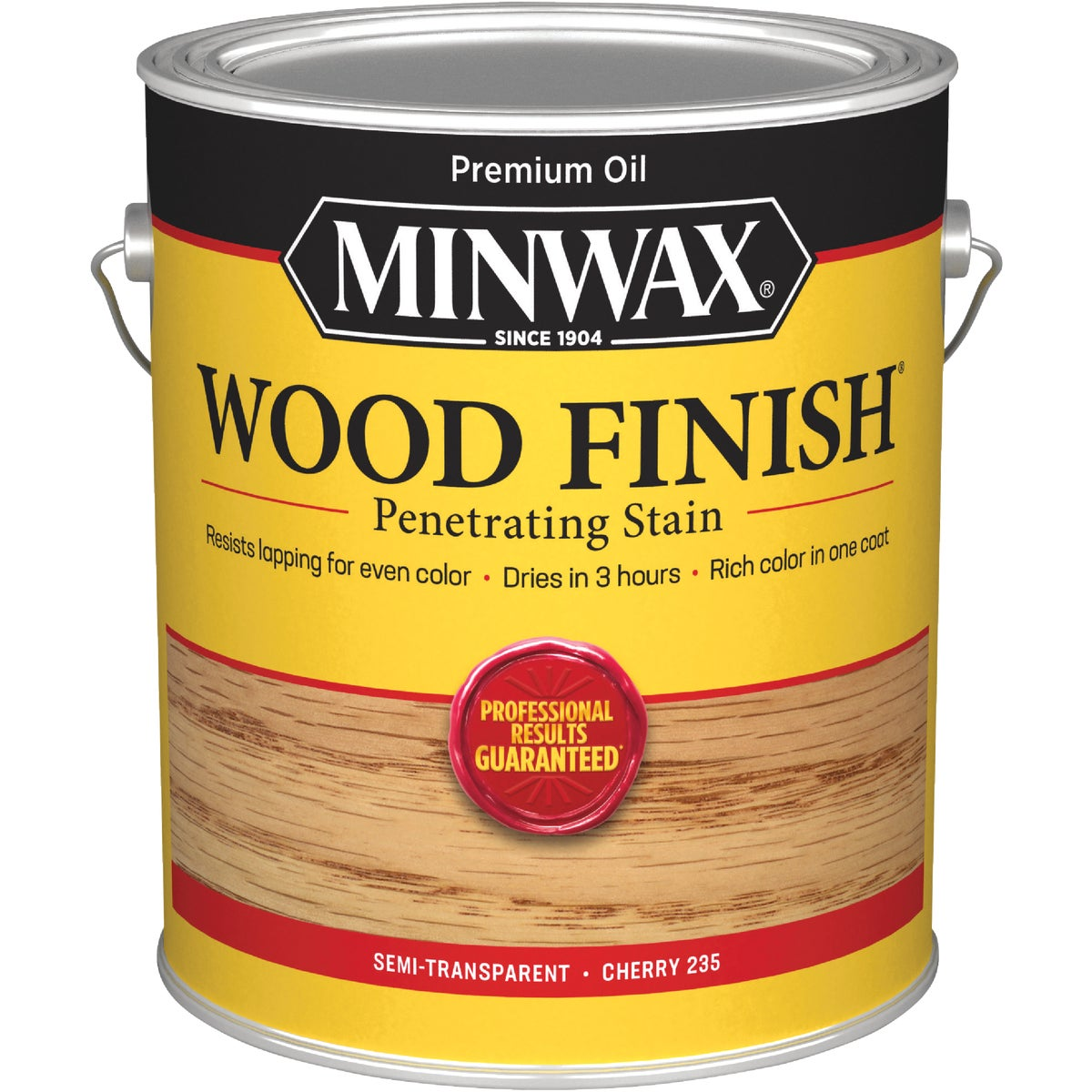 VOC CHERRY WOOD STAIN - 710790000 by Minwax Company