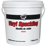 Interior And Exterior Vinyl Spackling Compound
