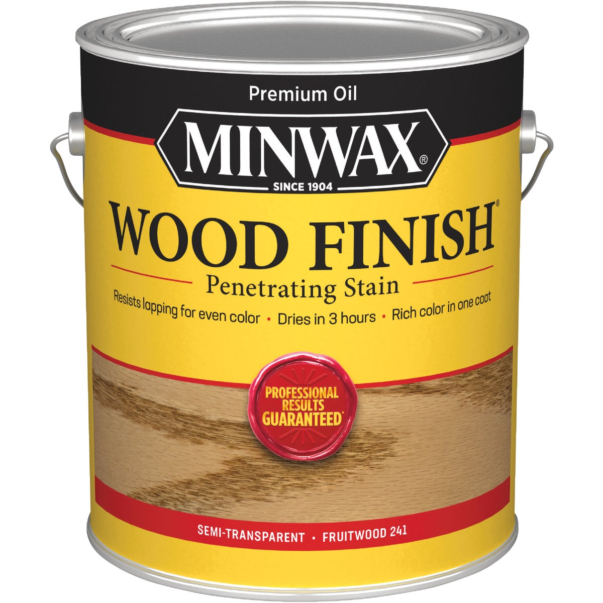 VOC FRUITWOOD WOOD STAIN - 710800000 by Minwax Company