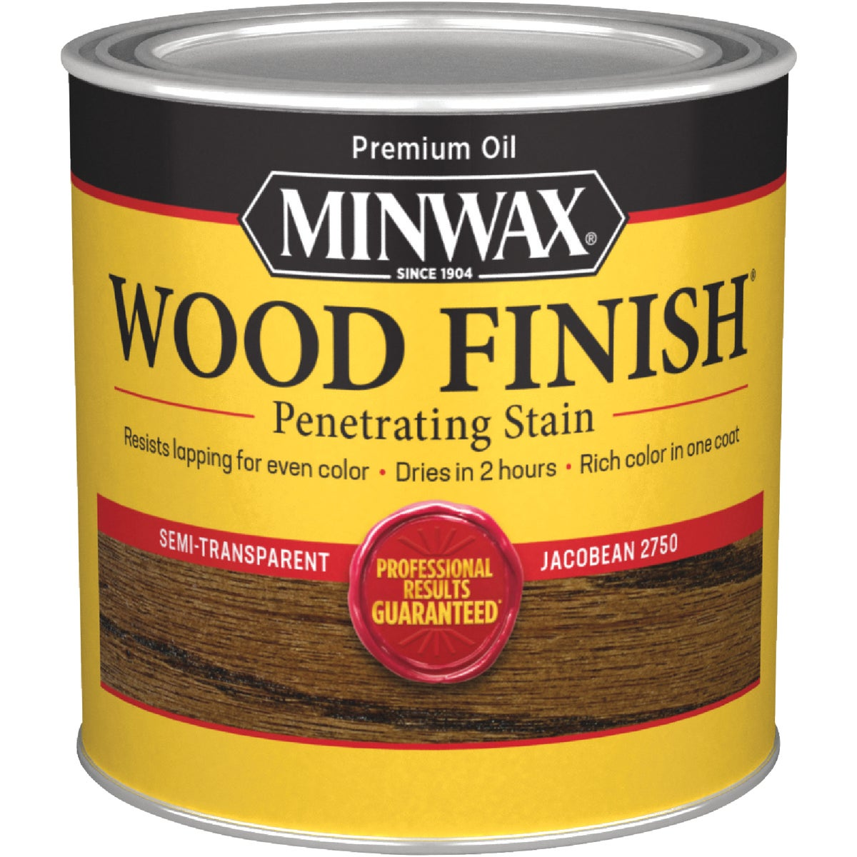 JACOBEAN WOOD STAIN - 227504444 by Minwax Company
