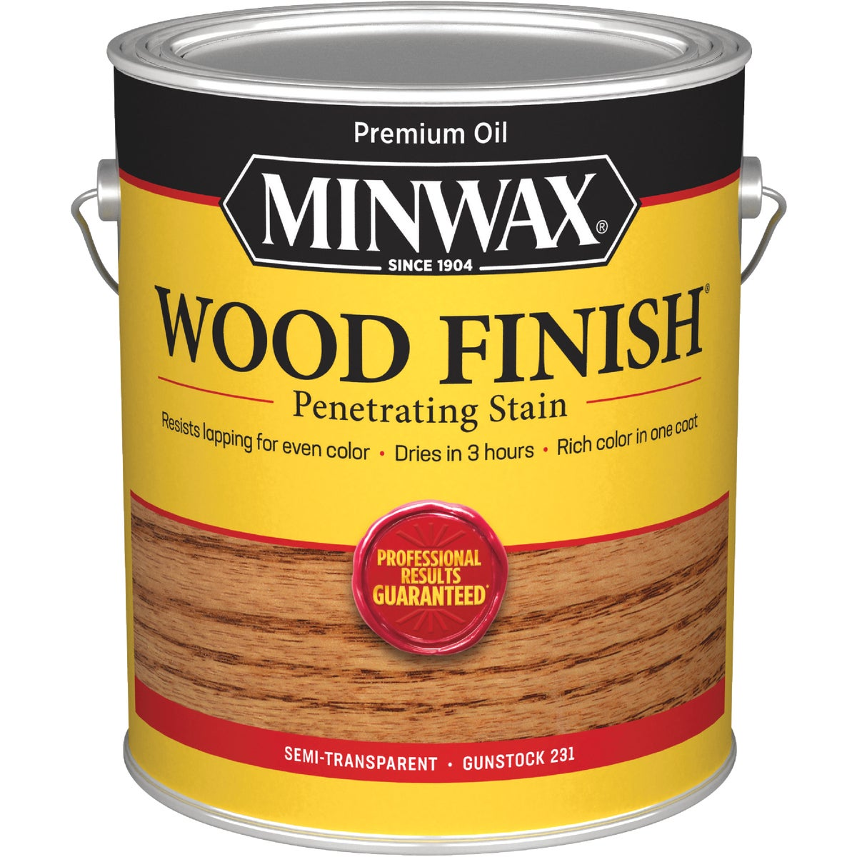 VOC GUNSTOCK WOOD STAIN - 710880000 by Minwax Company
