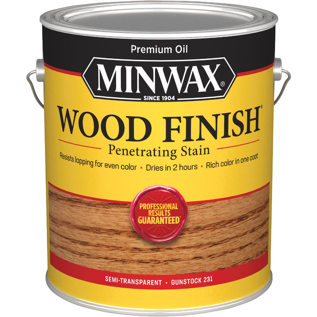 GUNSTOCK WOOD STAIN - 710450000 by Minwax Company