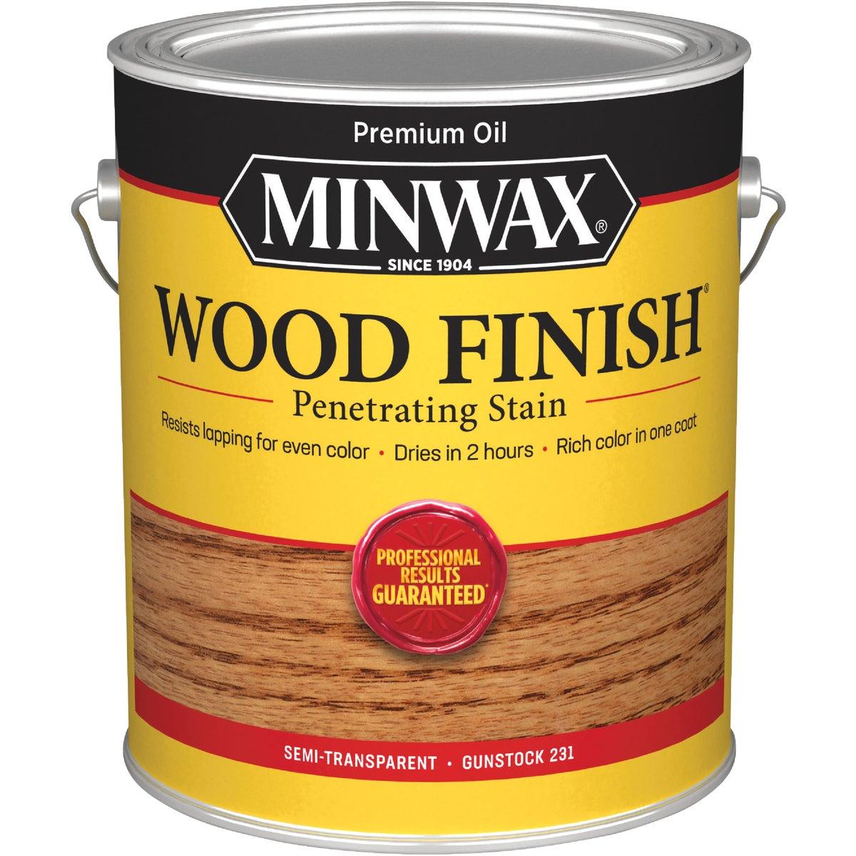GUNSTOCK WOOD STAIN - 710450000 by Minwax Company
