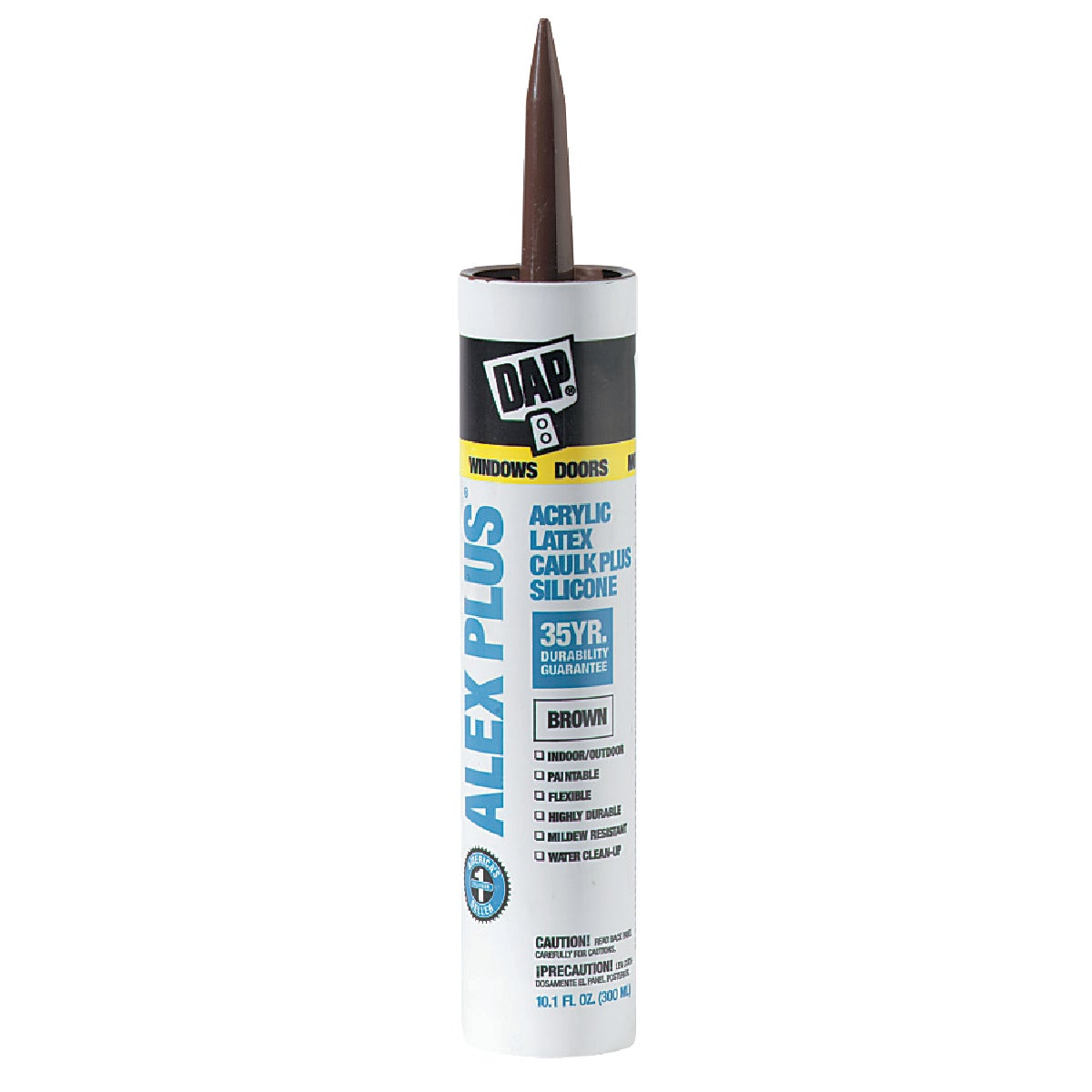 BROWN ALEX PLUS CAULK - 18120 by Dap Inc