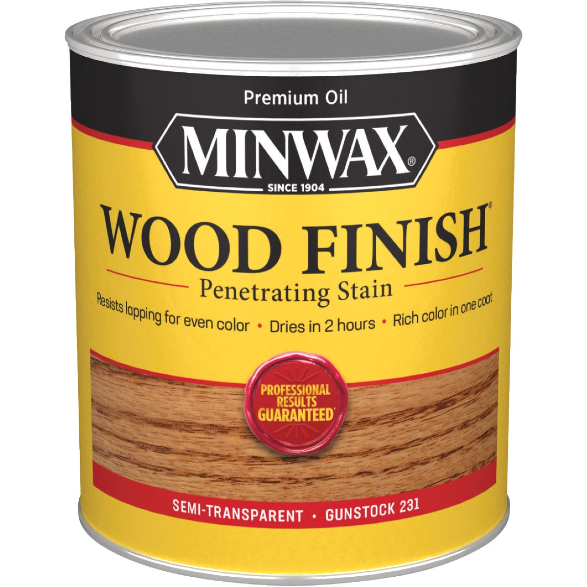 GUNSTOCK WOOD STAIN - 700454444 by Minwax Company
