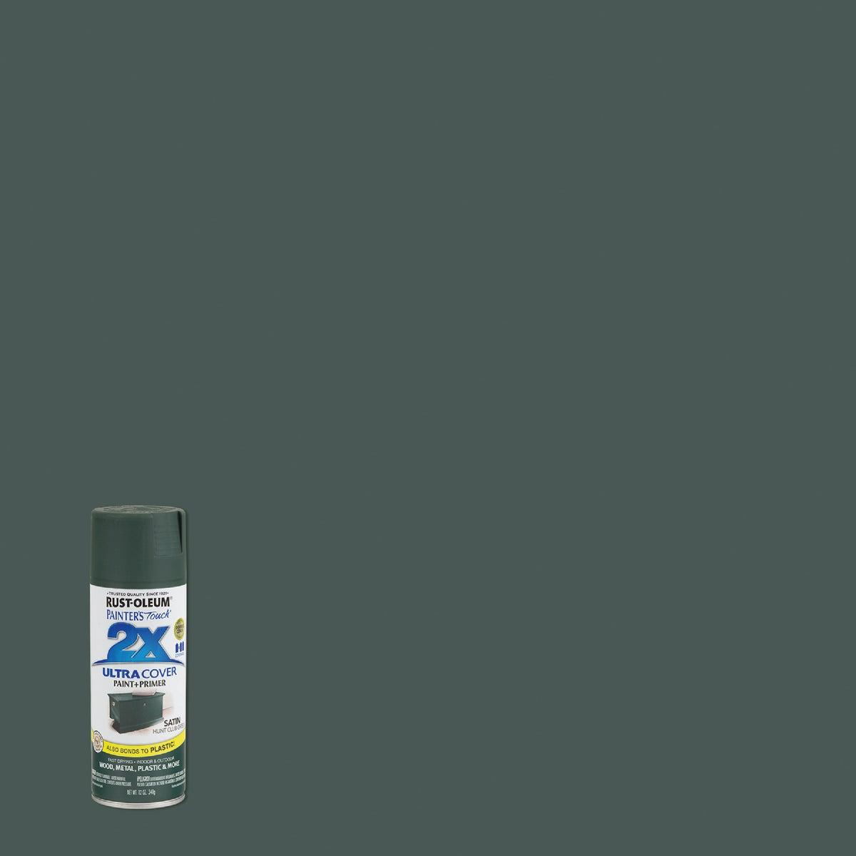 SAT HC GRN SPRAY PAINT - 249074 by Rustoleum