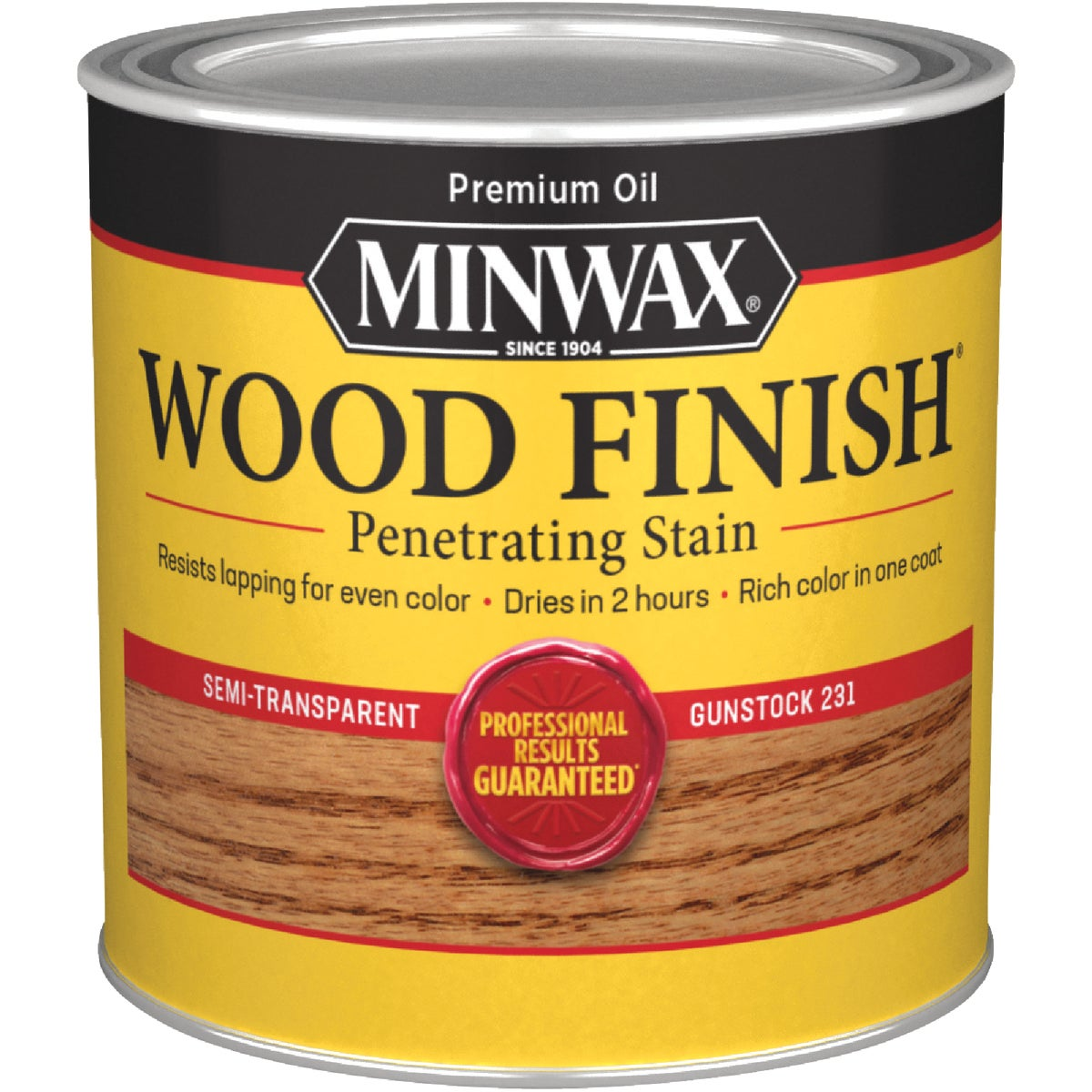 GUNSTOCK WOOD STAIN - 223104444 by Minwax Company