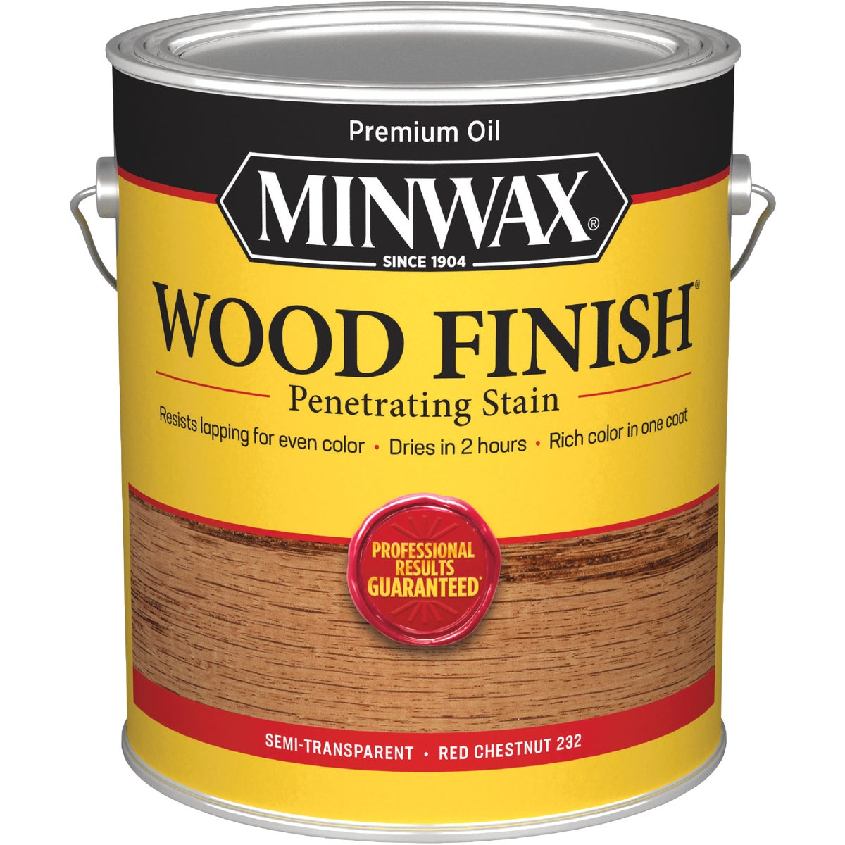 RED CHESTNUT WOOD STAIN - 710460000 by Minwax Company
