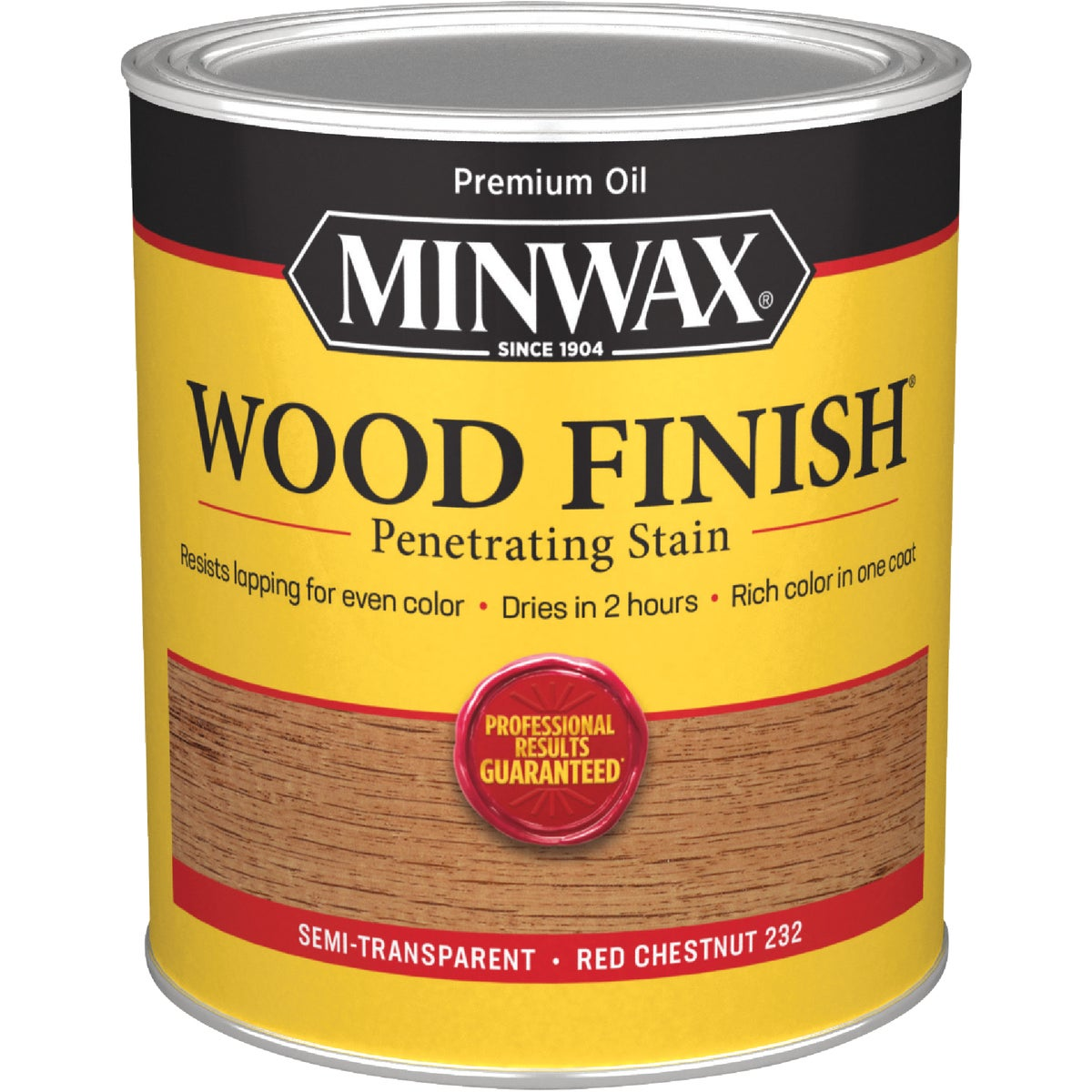 RED CHESTNUT WOOD STAIN - 700464444 by Minwax Company