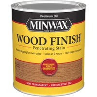 Minwax RED CHESTNUT WOOD STAIN 700464444