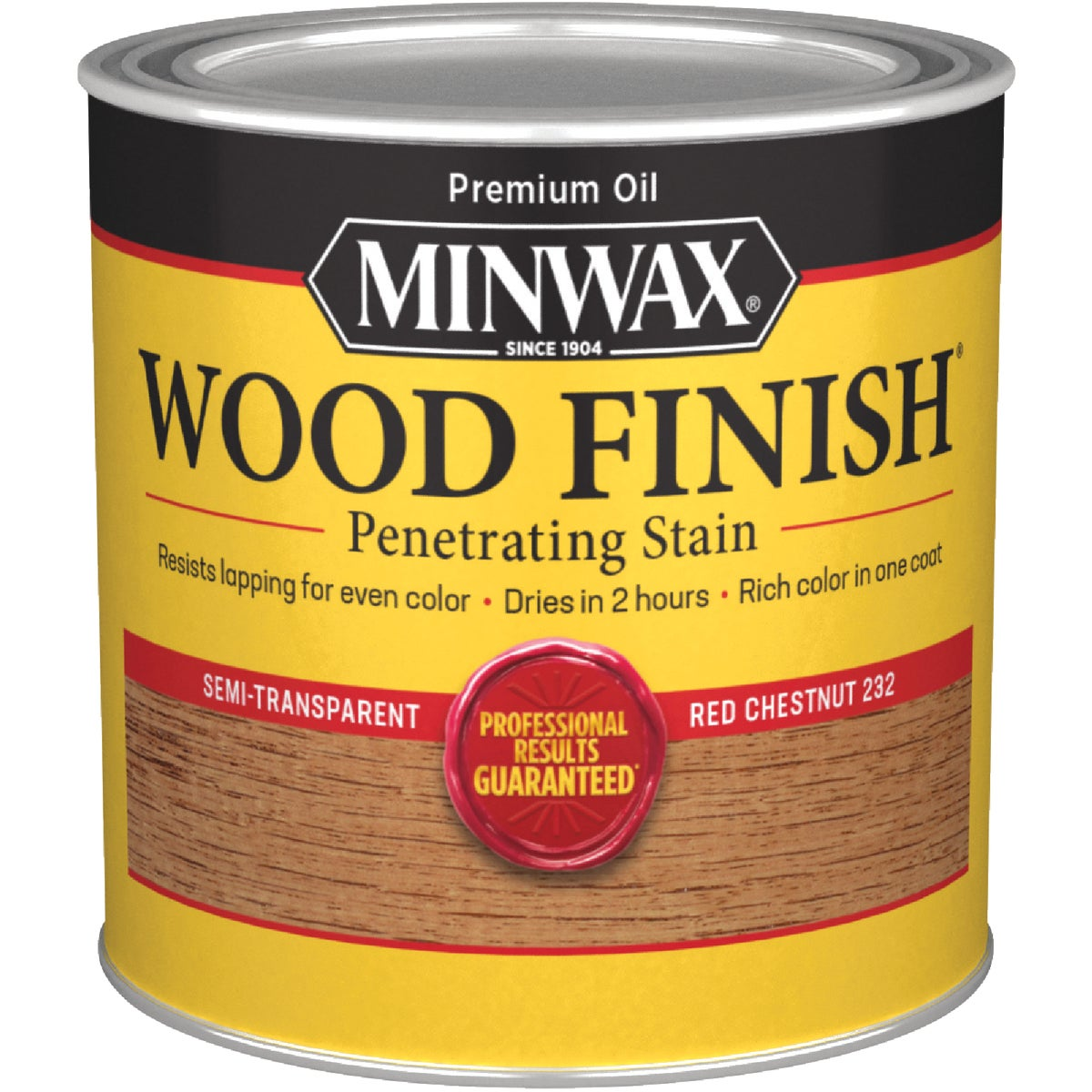 RED CHESTNUT WOOD STAIN - 223204444 by Minwax Company