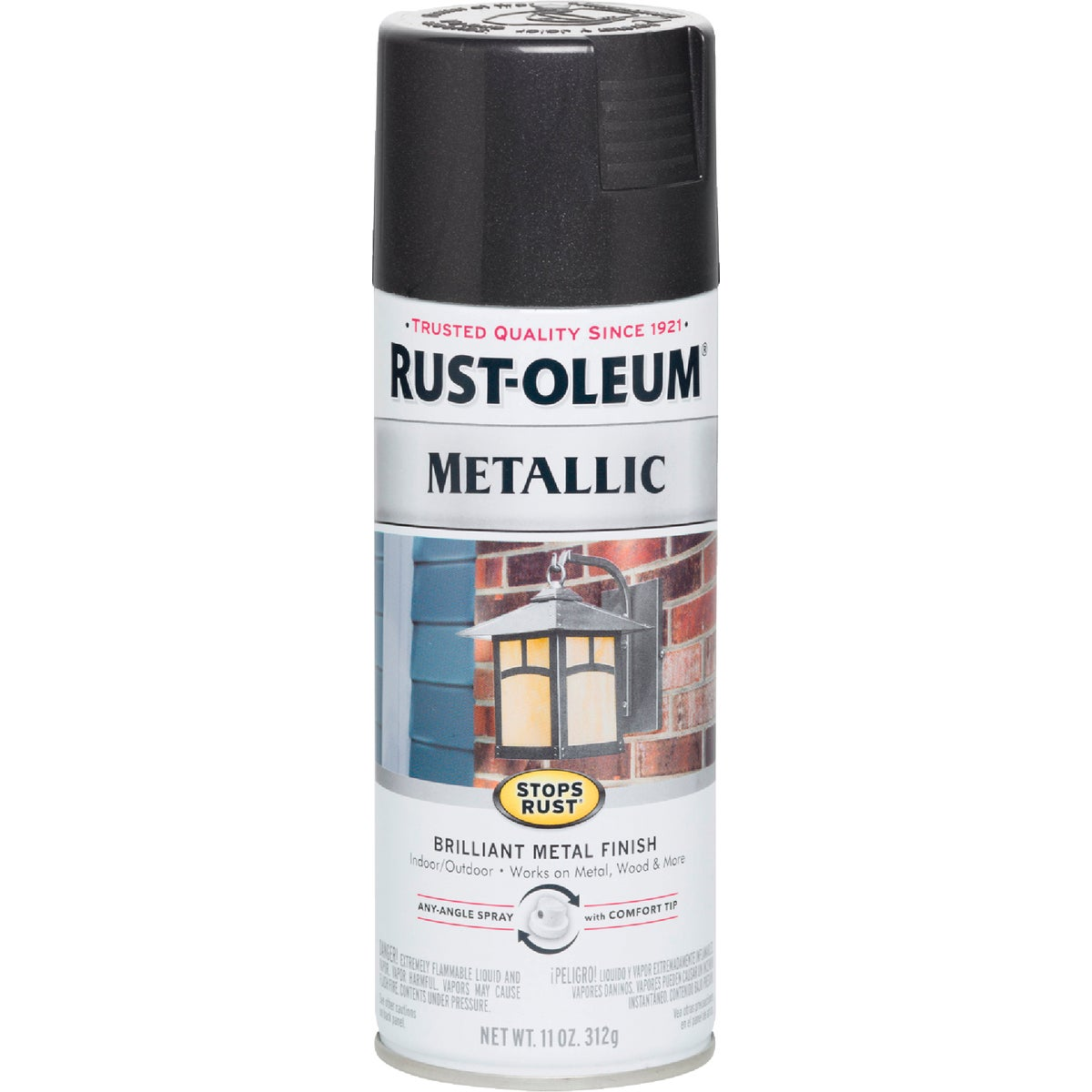 BL NGHT MTLC SPRAY PAINT - 7250-830 by Rustoleum