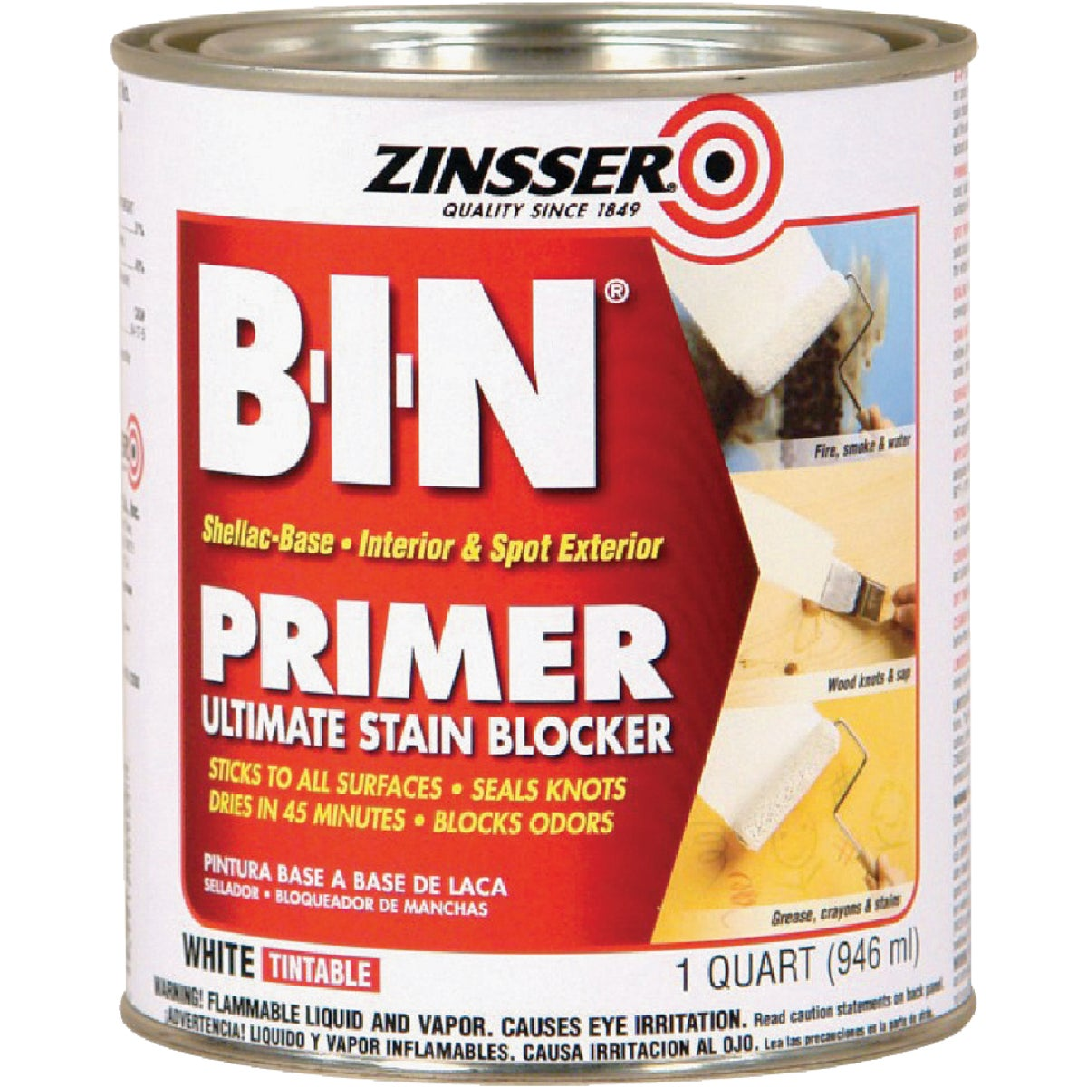 B-I-N INT PRIMER SEALER - 0904 by Rustoleum