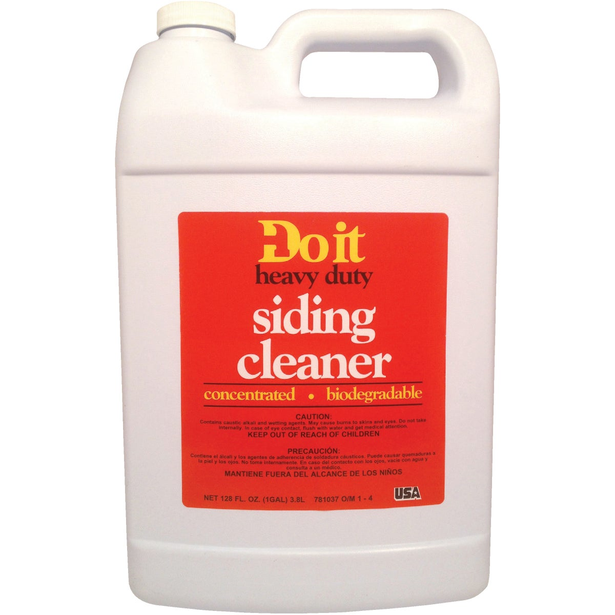 GAL SIDING CLEANER