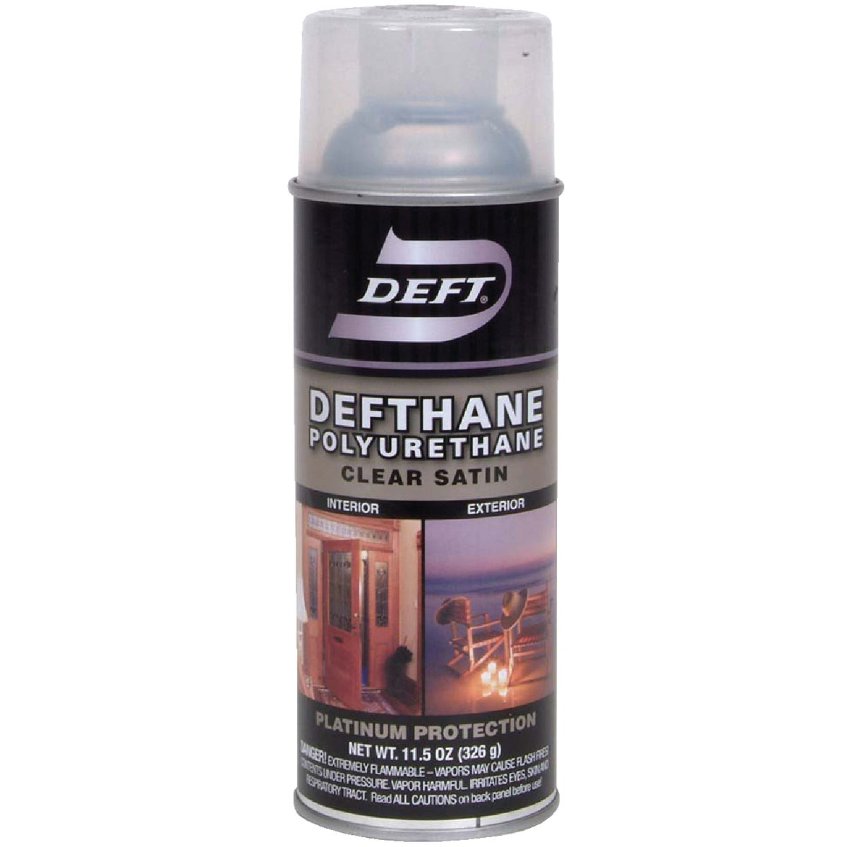 SATIN DEFTHANE SPRAY - DFT025/54 by Deft