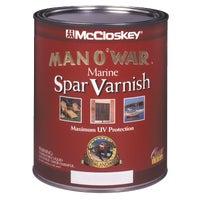 McCloskey Man O'War Spar Marine Interior & Exterior Varnish, 080.0007507.005