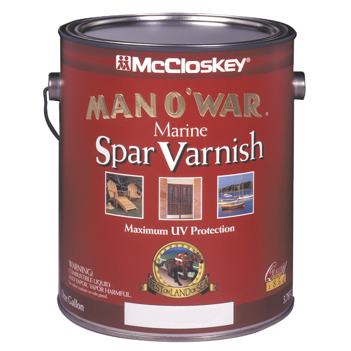 EXT S/G SPAR VARNISH - 080.0007507.007 by Valspar Corp