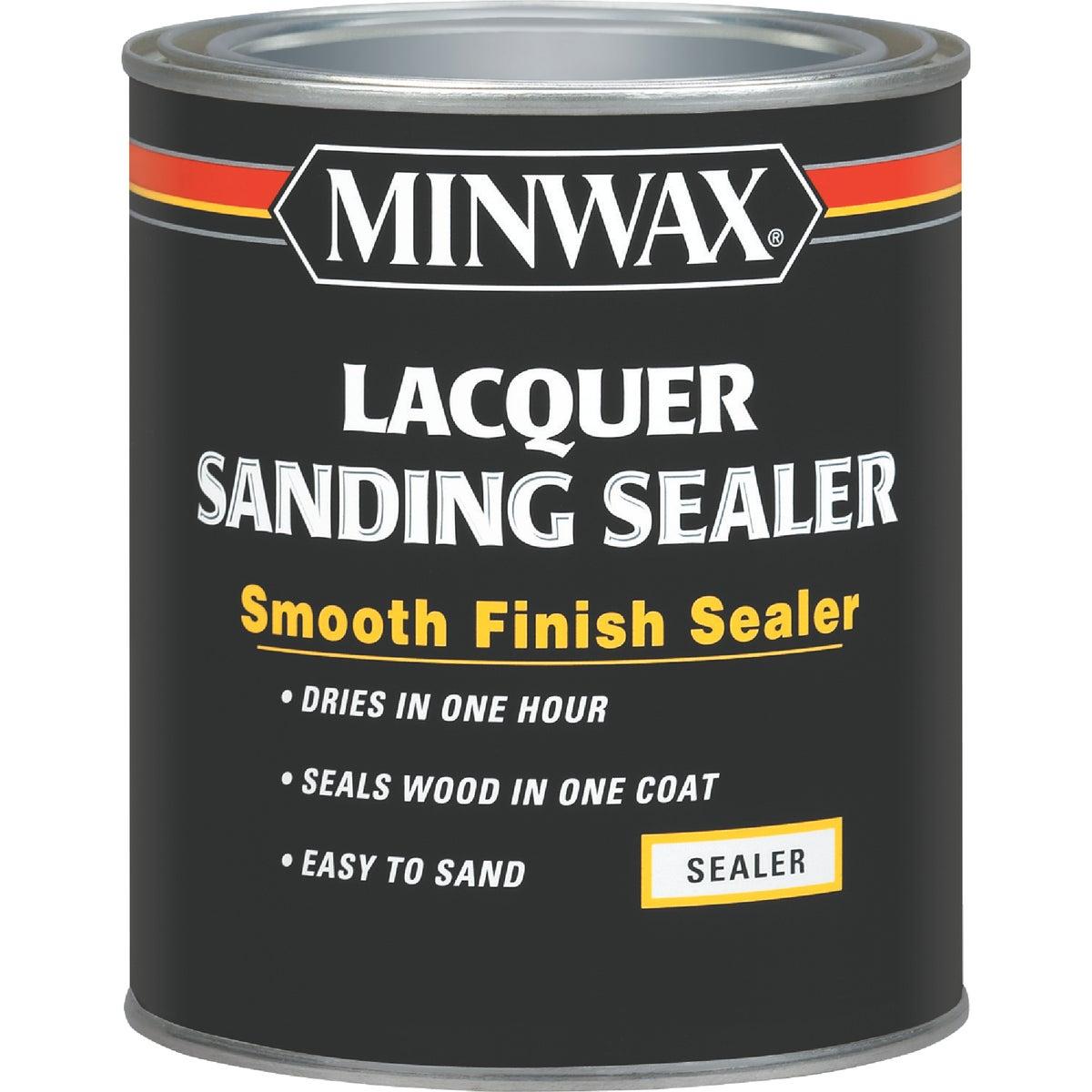 Minwax LACQUER SANDING SEALER 154000000