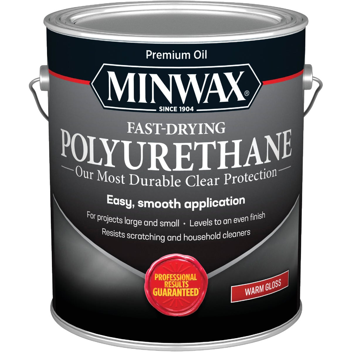 S/G H-BUILD POLYURETHANE - 710910000 by Minwax Company