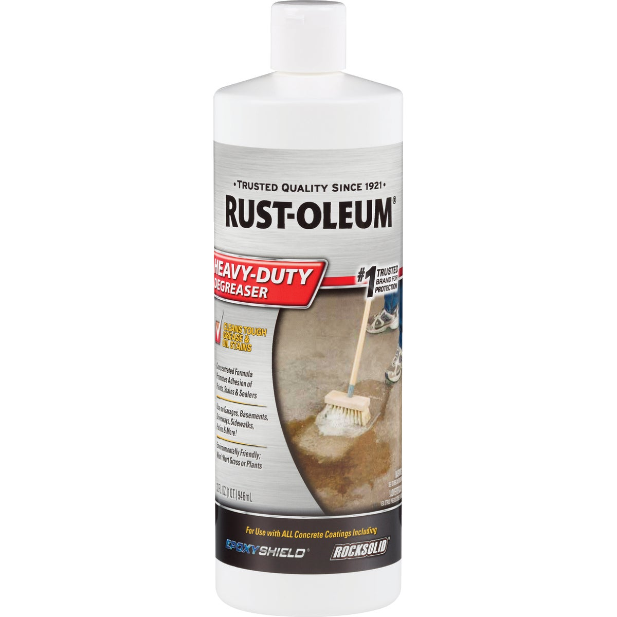 32OZ CONCRETE DEGREASER - 214382 by Rustoleum