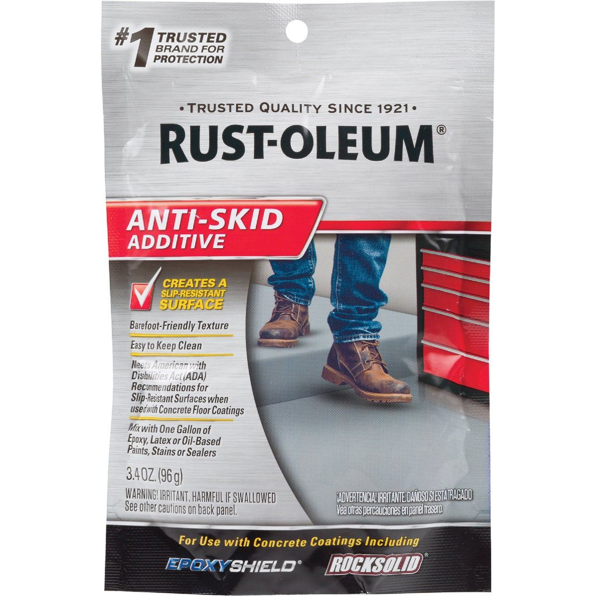 3.4OZ ANTI-SKID ADDITIVE - 279847 by Rustoleum