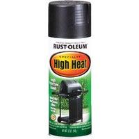Rust Oleum BLK HI-HEAT SPRAY PAINT 7778-830