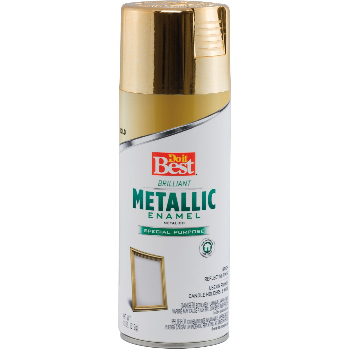 METALC GOLD SPRAY PAINT
