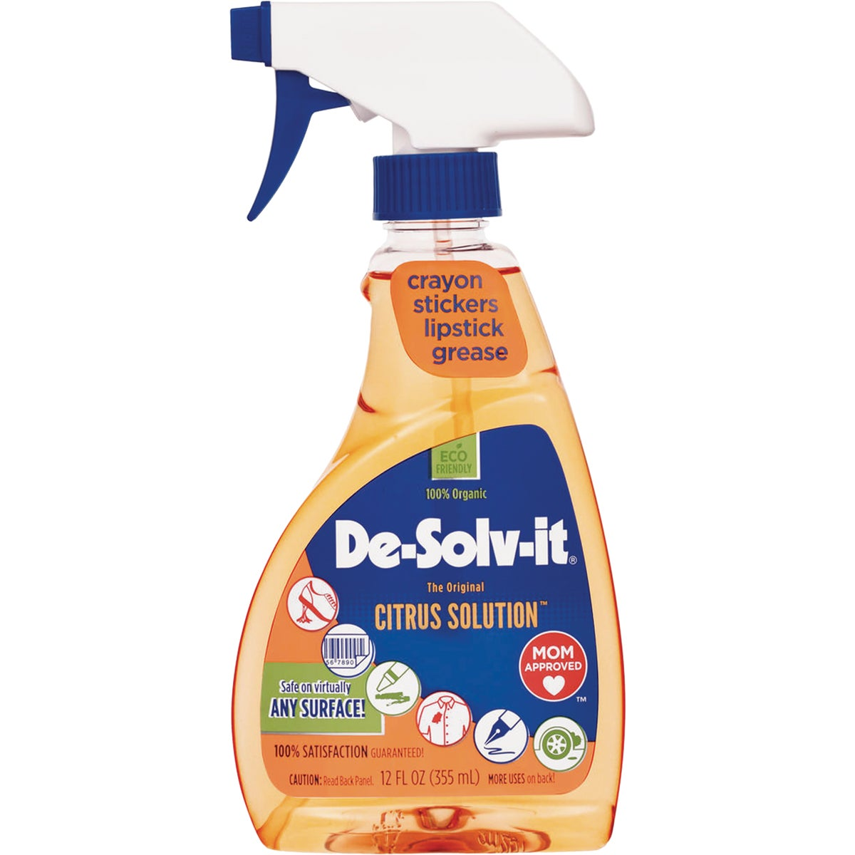12OZ DE-SOLV-IT REMOVER - 22608 by Orange Sol