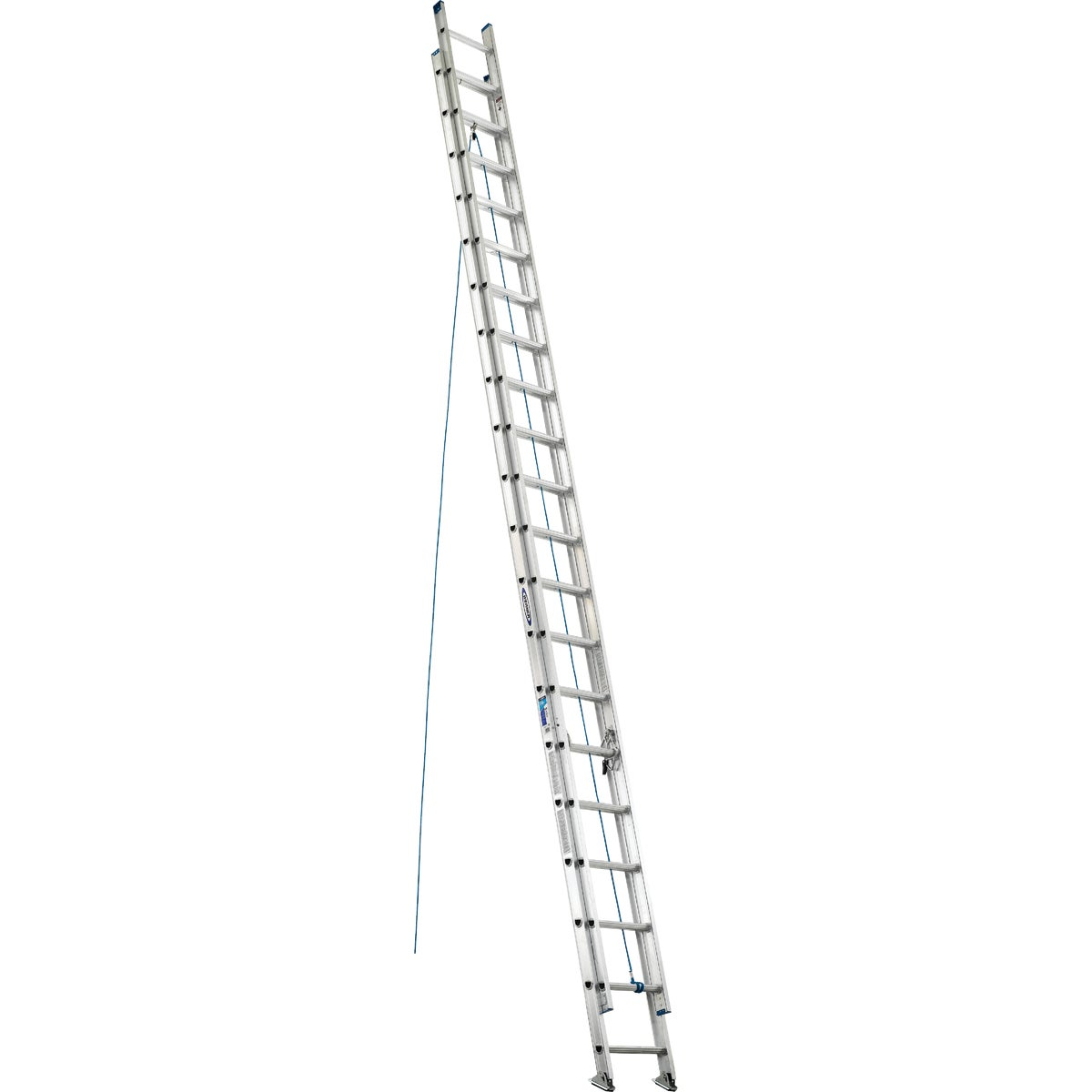 T-1 40' ALUM EXT LADDER - D1340-2 by Werner Ladder