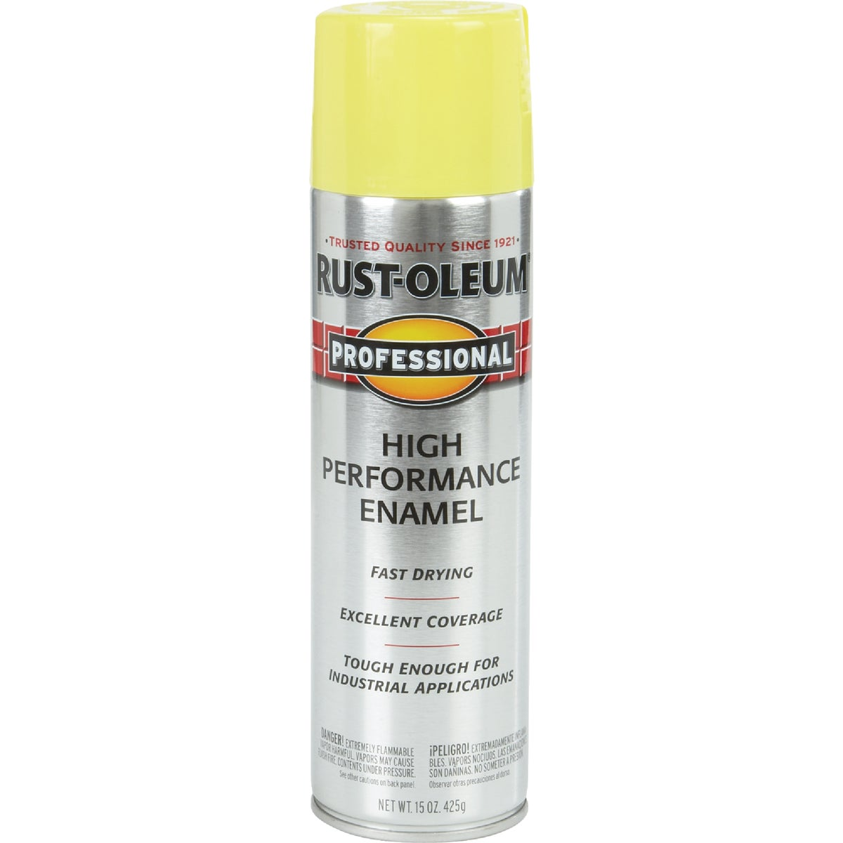 SAFE YEL PRO SPRAY PAINT - 7543-838 by Rustoleum