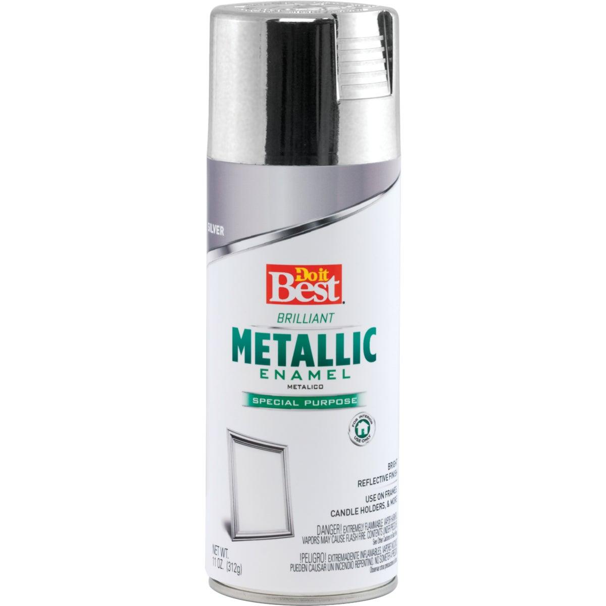 METALC SLVR SPRAY PAINT - 203295D by Rustoleum