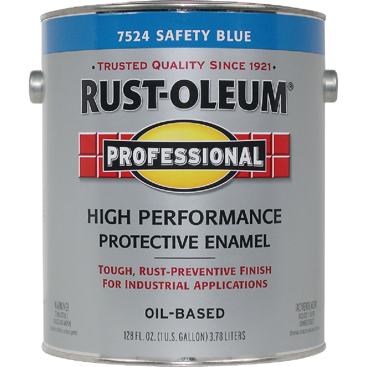 SAFETY BLUE PRO ENAMEL - 7524-402 by Rustoleum