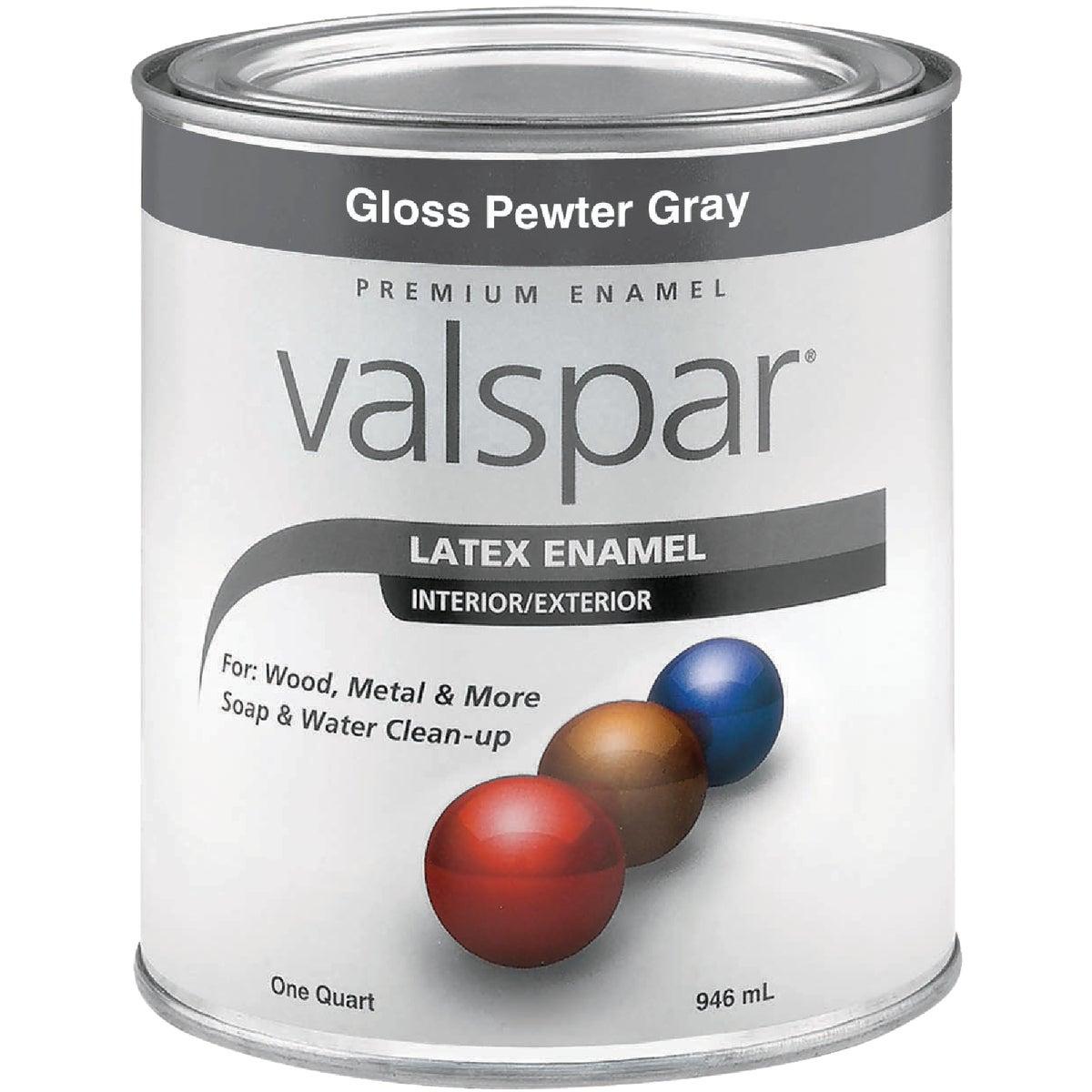 LTX GRAY ENAMEL - 410.0065039.005 by Valspar Corp