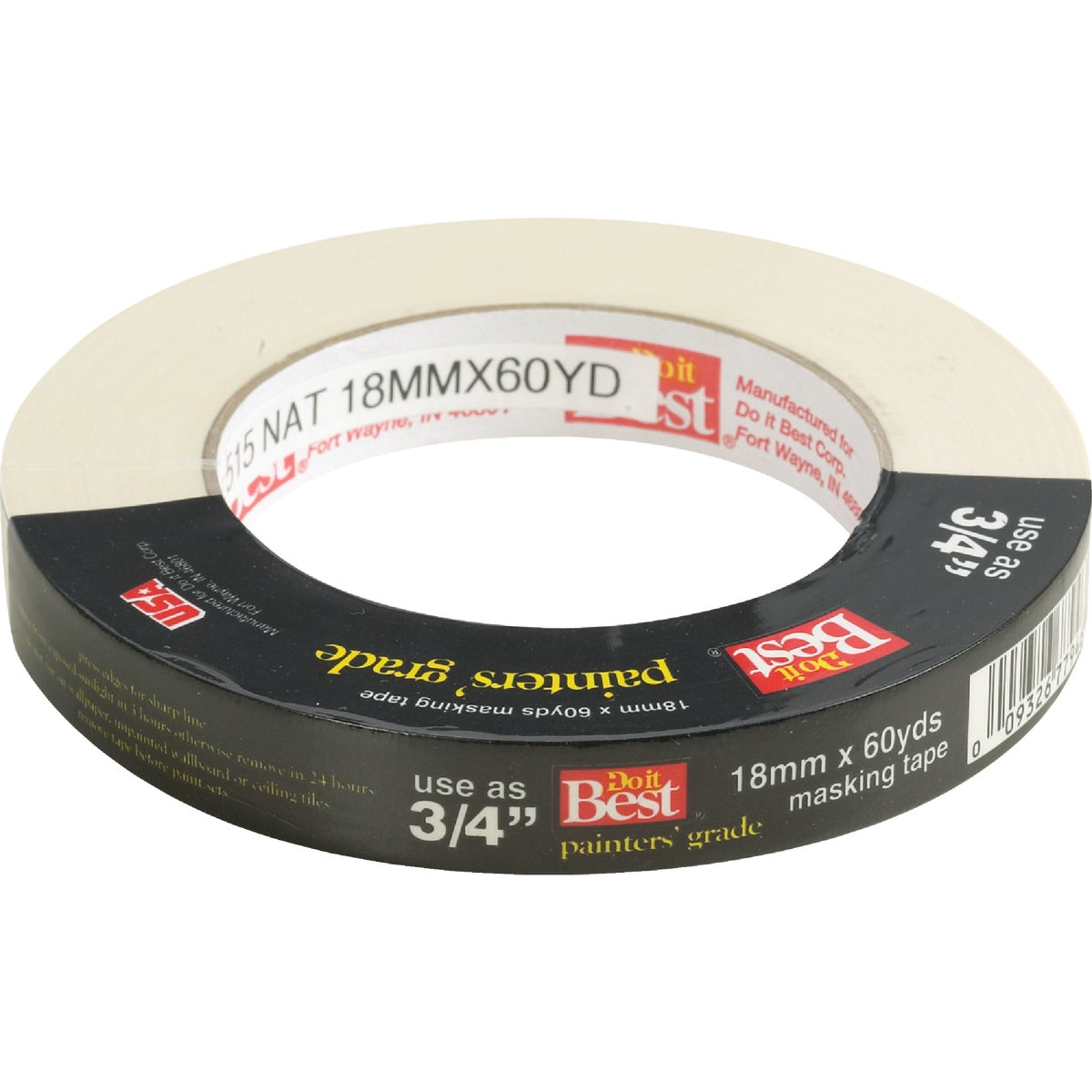 """3/4"""" PAINTR MASKING TAPE - 77946 by Intertape Polymer"""