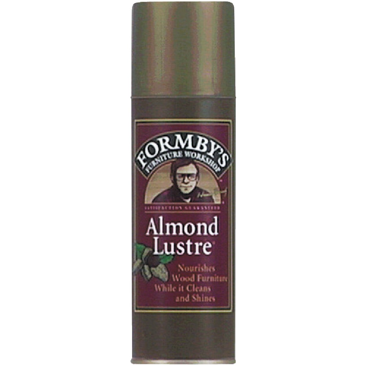 ALMOND LUSTR WOOD POLISH