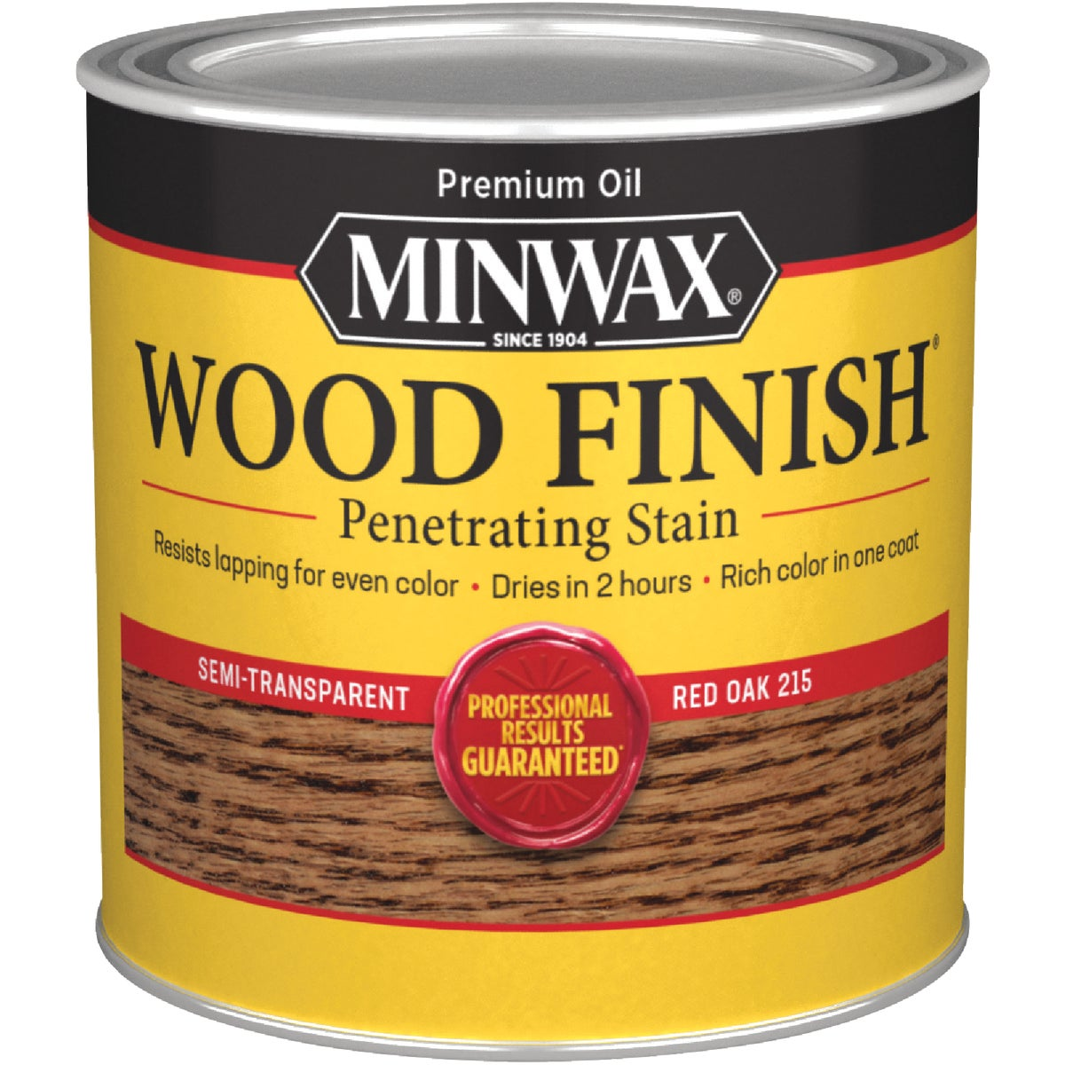 RED OAK WOOD STAIN - 221504444 by Minwax Company