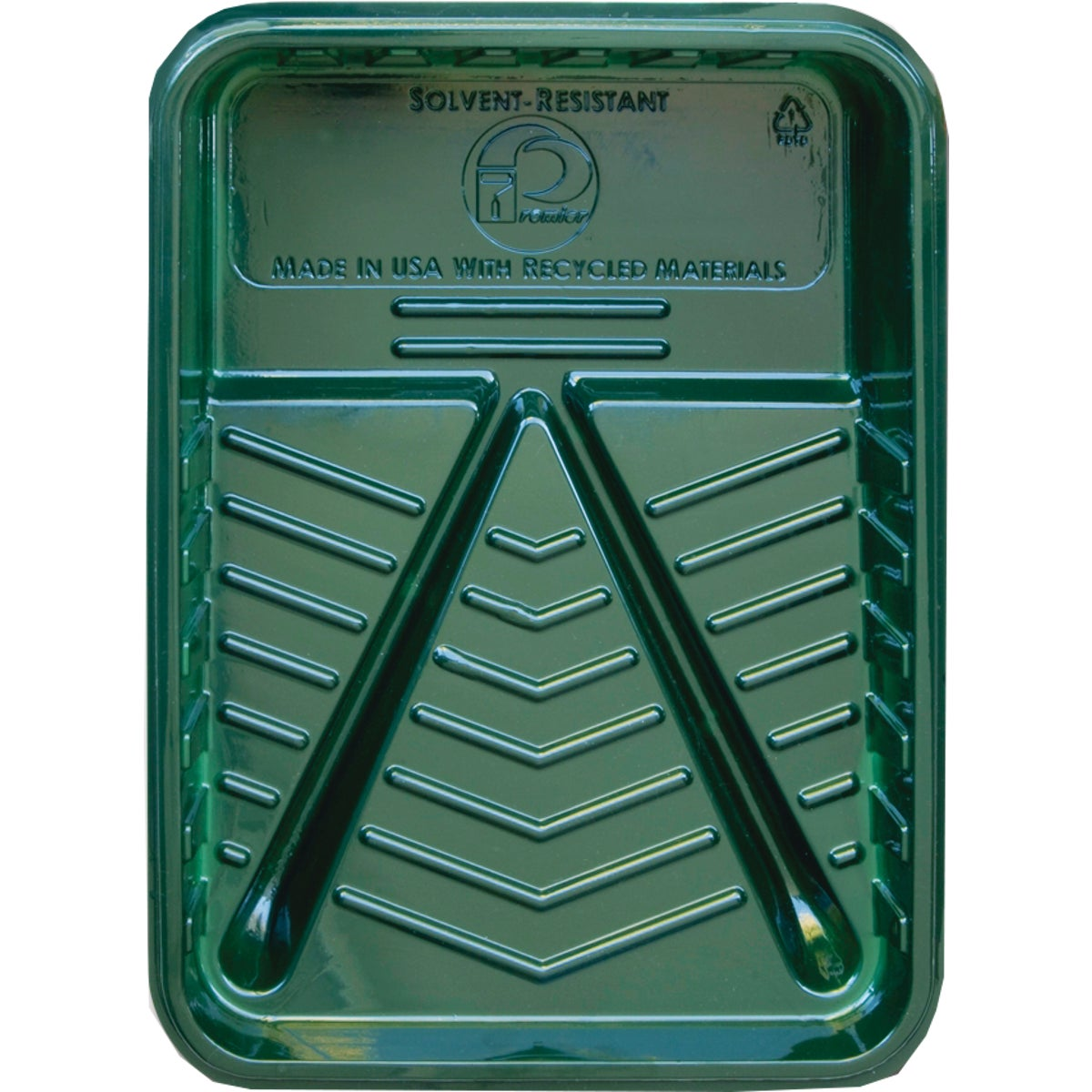 GREEN PLASTIC PAINT TRAY - GPT by Premier Paint Roller