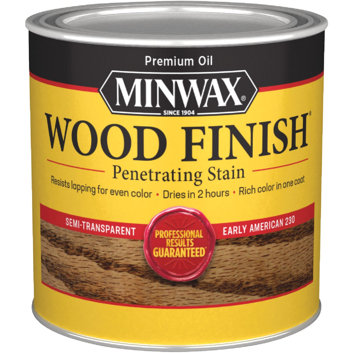 EARLY AMERICN WOOD STAIN