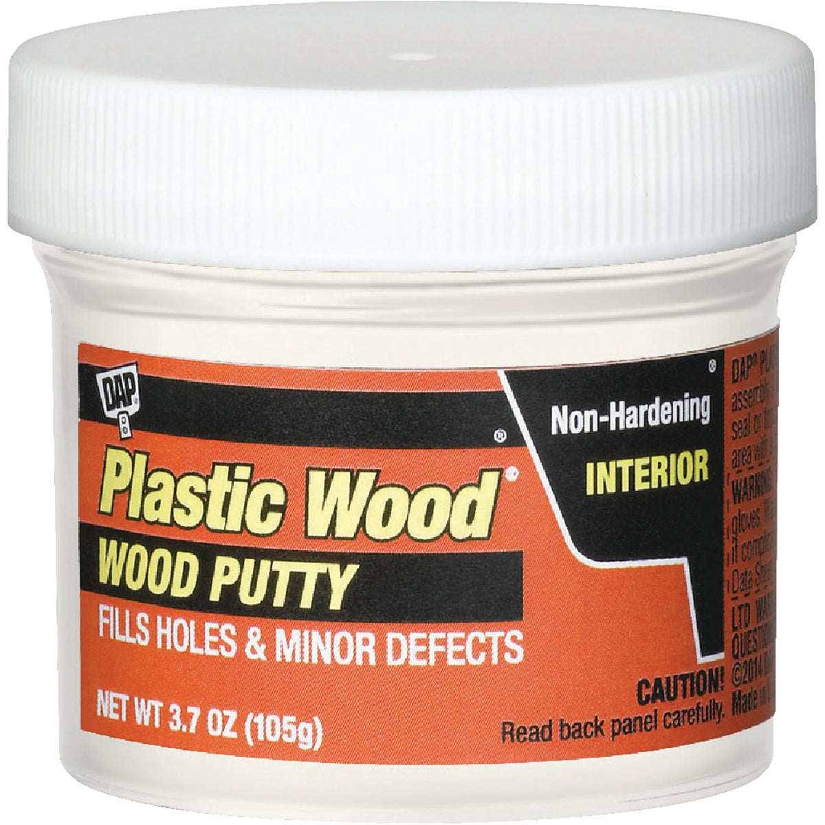 WHITE FINISH PUTTY - 21245 by Dap Inc
