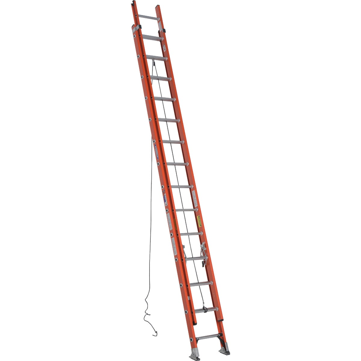 T-1A 28' FBGL EXT LADDER - D6228-2 by Werner Ladder